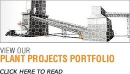 View Our Plant Projects Portfolio